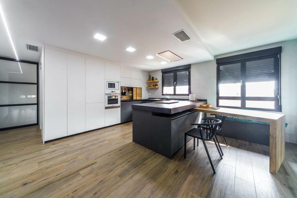 cocina minimalista herlomar